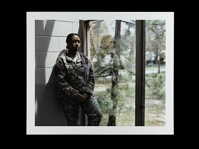 Portrait of Sergeant Erica Crawley, U.S. Army