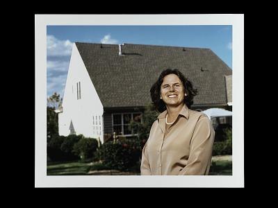 Portrait of Captain Katherine Stryck, U.S. Army, Retired