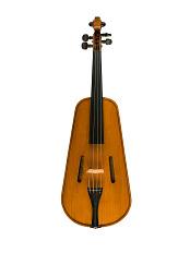 """Mount """"Hollow Back Violin"""