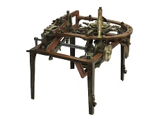 Howe's Patent Model of a Pin Making Machine - ca 1841