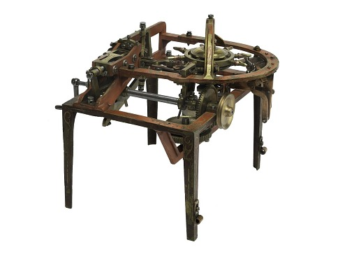 Howe's Patent Model of a Pin Making Machine - ca 1841