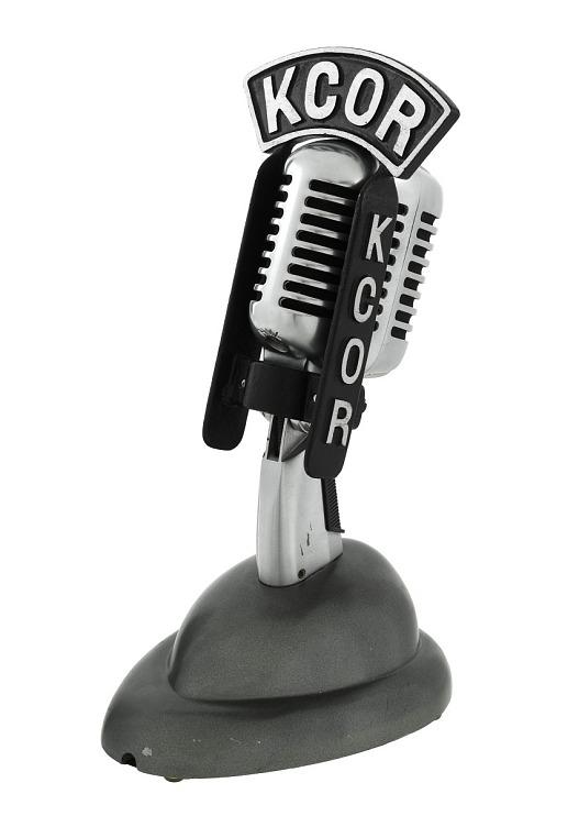 KCOR Microphone