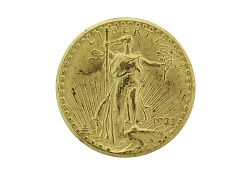 20 Dollars, United States, 1933