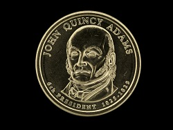 1 Dollar, John Quincy Adams, United States, 2008