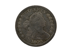 5 Cents, United States, 1800