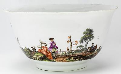 Meissen rinsing bowl