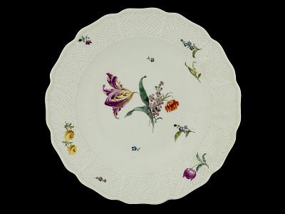 Meissen plate