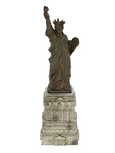 images for Statue of Liberty souvenir, New York, New York, 1885-thumbnail 3