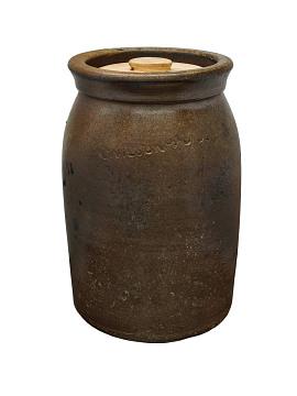 Wilson Pottery Jar