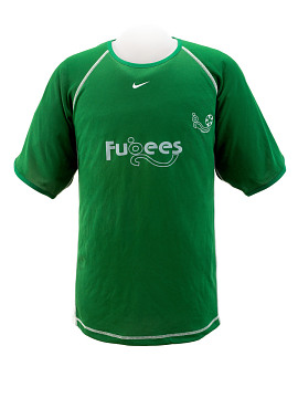 Fugees Academy Soccer Team Jersey
