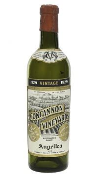 Concannon Vineyards Angelica Wine Bottle