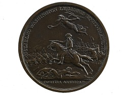 William Washington at the Cowpens, United States, 1781