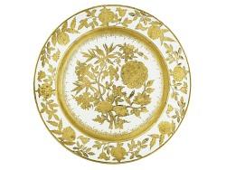 Meissen dish (Hausmaler)