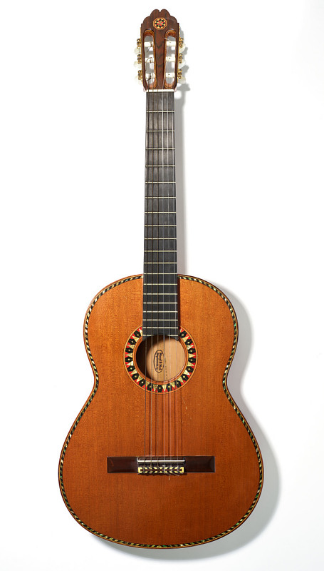 Image 1 for Chet Atkin's Haile Guitar