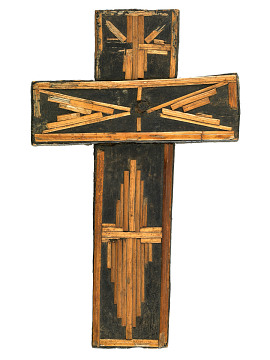 Inlaid Cross