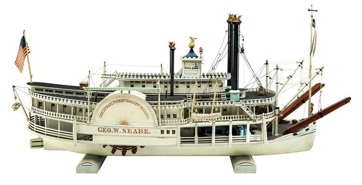 Ship Model, George W. Neare</i>