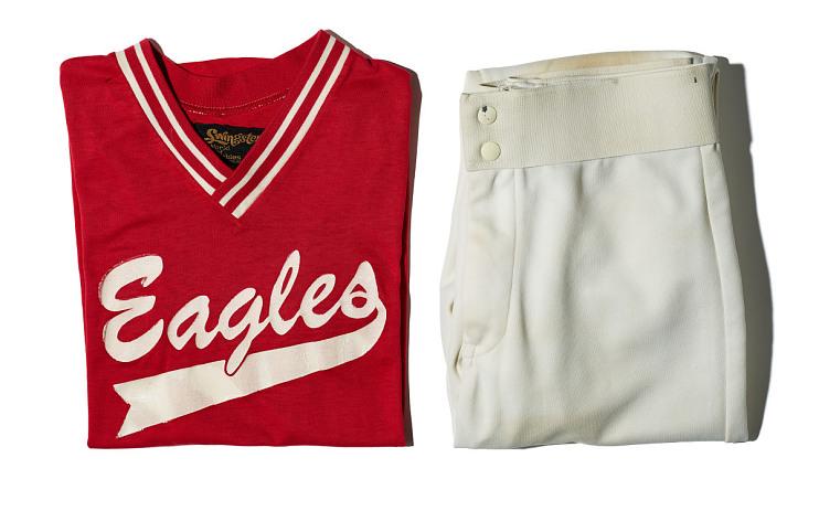 Eagles baseball jersey