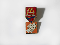 McDonald's Express in The Home Depot
