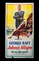 Johnny Allegro Movie Poster