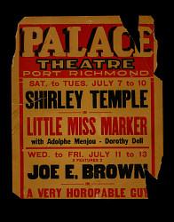 Little Miss Marker movie poster