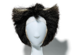 Wig from Mistoffelees costume used in the musical Cats