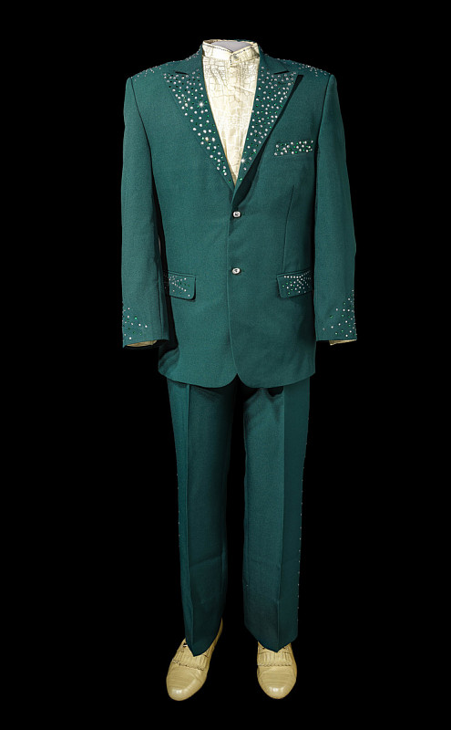 Image for Suit Jacket worn by Bobby Rush