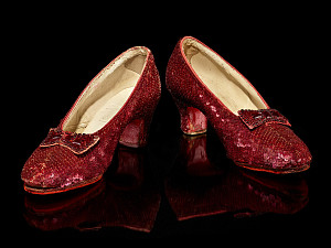 images for Dorothy's Ruby Slippers-thumbnail 10