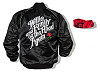 thumbnail for Image 1 - Tour Jacket worn by Willie Nelson