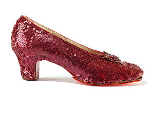 images for Dorothy's Ruby Slippers-thumbnail 4