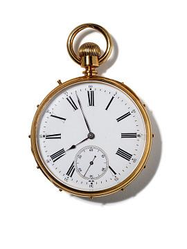 Helen Keller's Watch