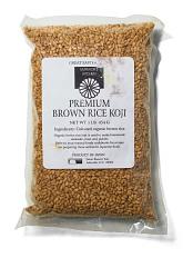 Health Food: Macrobiotic Brown Rice