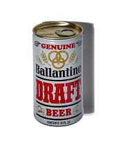 Genuine Ballantine Draft Beer
