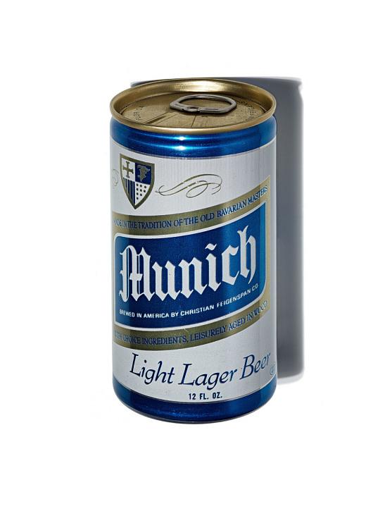 Munich Light Lager Beer