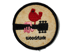 Woodstock Music and Art Fair Patch