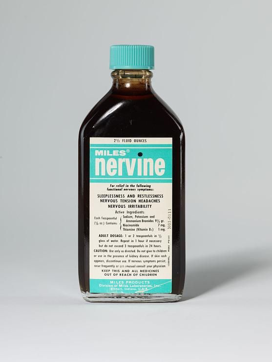 Miles Nervine