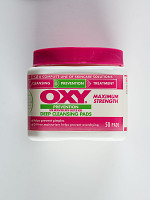 OXY Prevention Deep Cleansing Pads - Maximum Strength