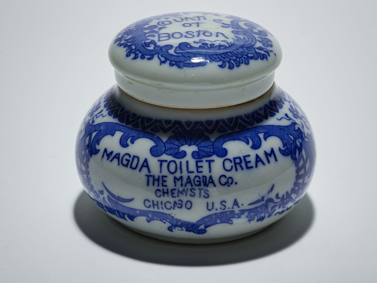 Magda Toilet Cream - a Dainty Luxury for the Skin