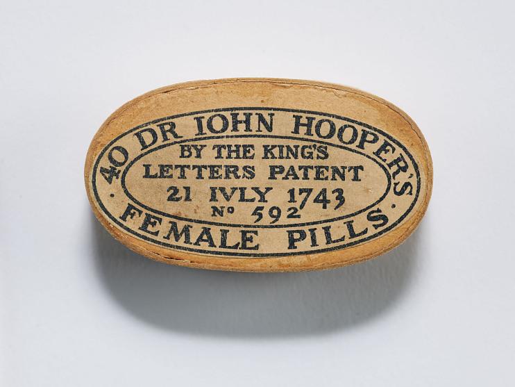 Dr. John Hooper's Female Pills