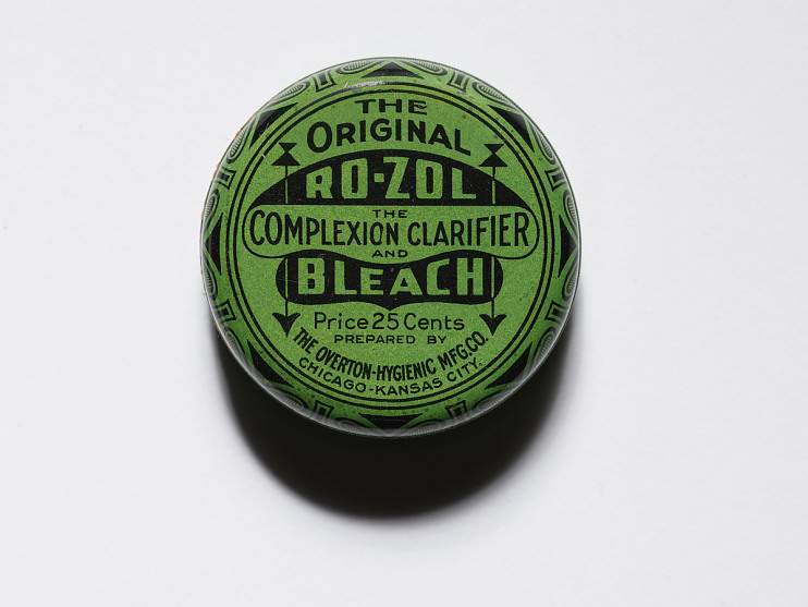 Ro-Zol Complexion Clarifier and Bleach - Overton Hygienic Manufacturing Co.