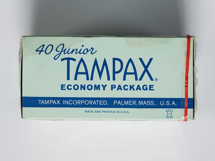 Tampax Junior