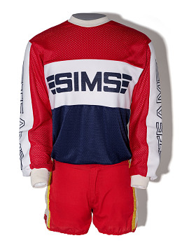 Sims Team Jersey worn by Cindy Whitehead