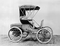 1898 Winton Automobile