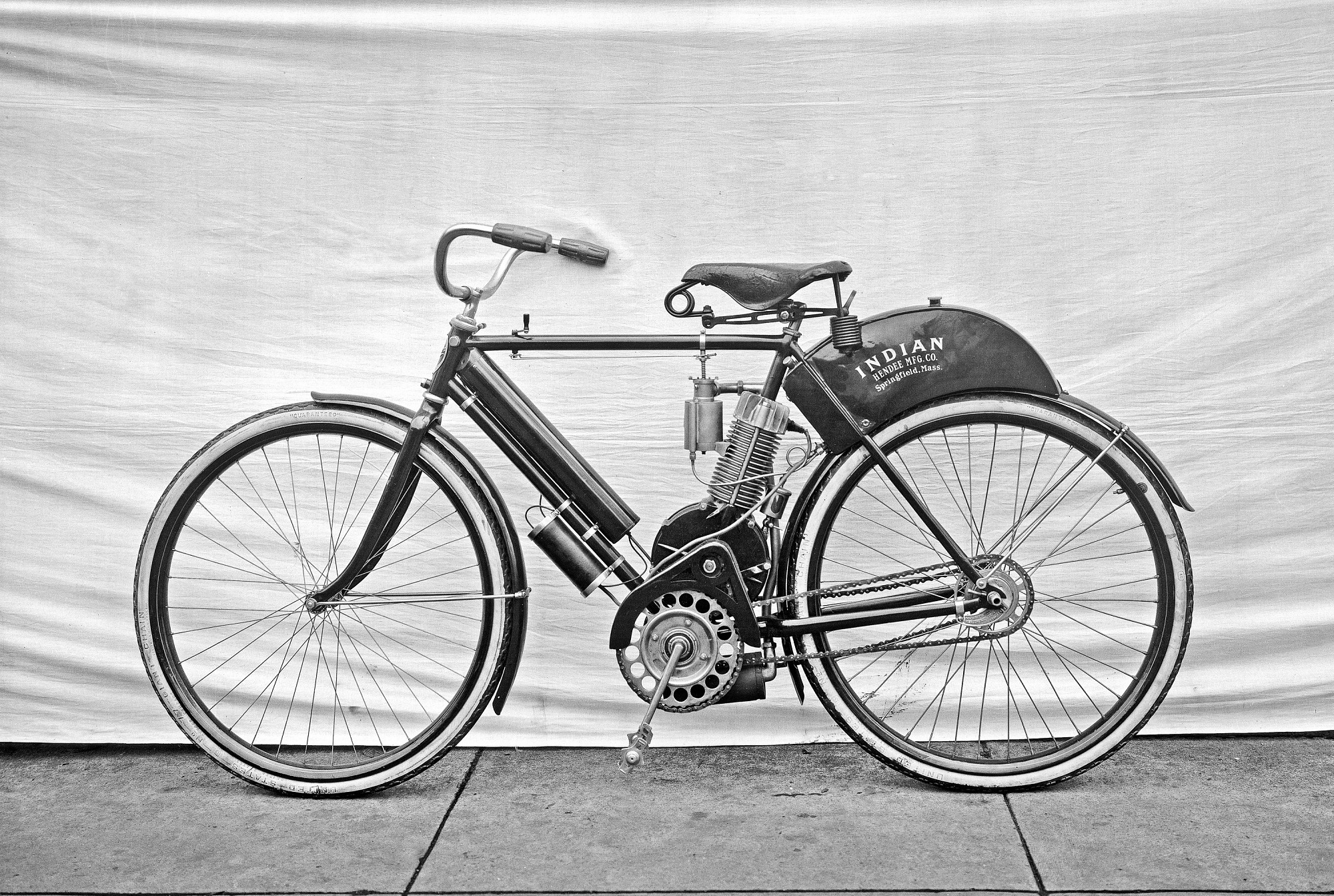 Indian Motorcycle, 1902
