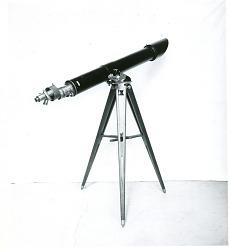Zeiss Refracting Telescope