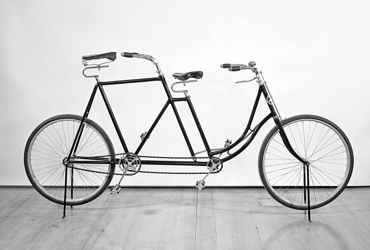 Columbia Tandem Bicycle, 1896
