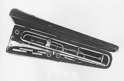 Cortois Slide Trumpet