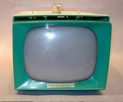Transistor television