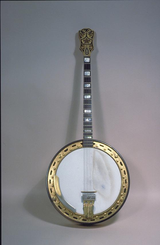 Vega-Vox IV Tenor Banjo