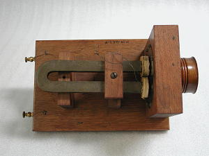 images for Alexander Graham Bell's Large Box Telephone-thumbnail 10