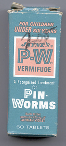 images for Jayne's P-W Vermifuge-thumbnail 1